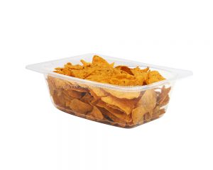 27 OZ / 800 ml Rectangle Container